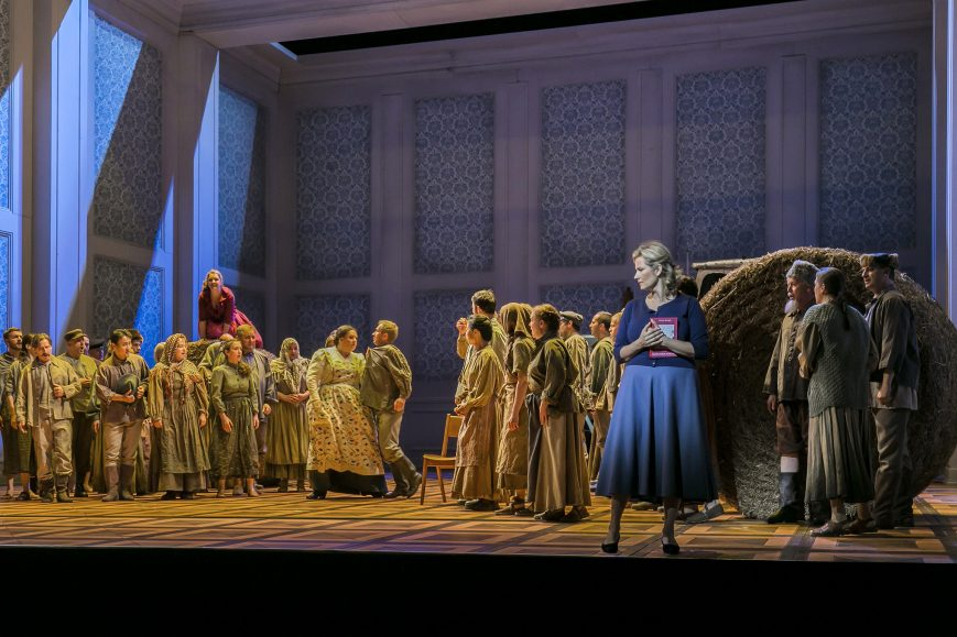 Eugen Onegin an der Semperoper Dresden